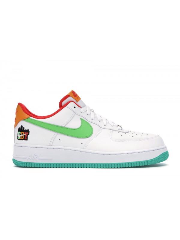 UA Nike Air Force 1 Low Shibuya White