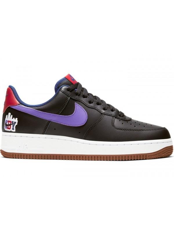 UA Nike Air Force 1 Low Shibuya Black