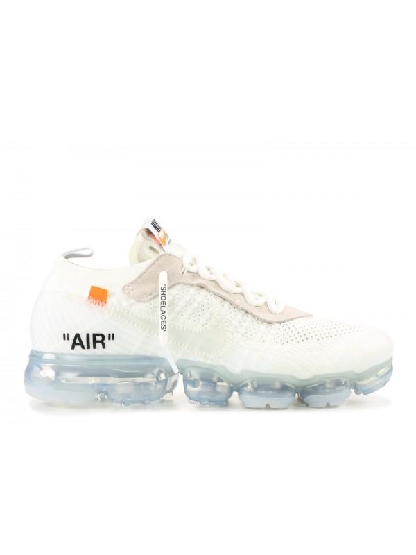 UA II Off White X Nike Air Vapormax White Online