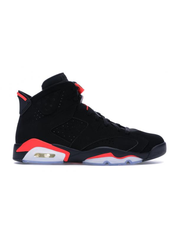 UA Jordan 6 Retro Black Infrared (2019)