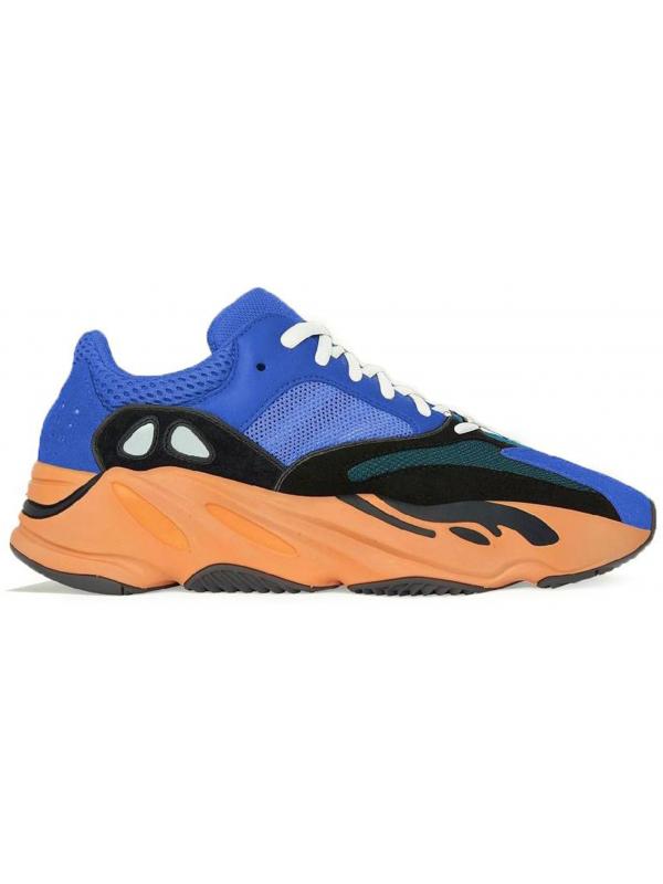 UA Adidas Yeezy Boost 700 Bright Blue