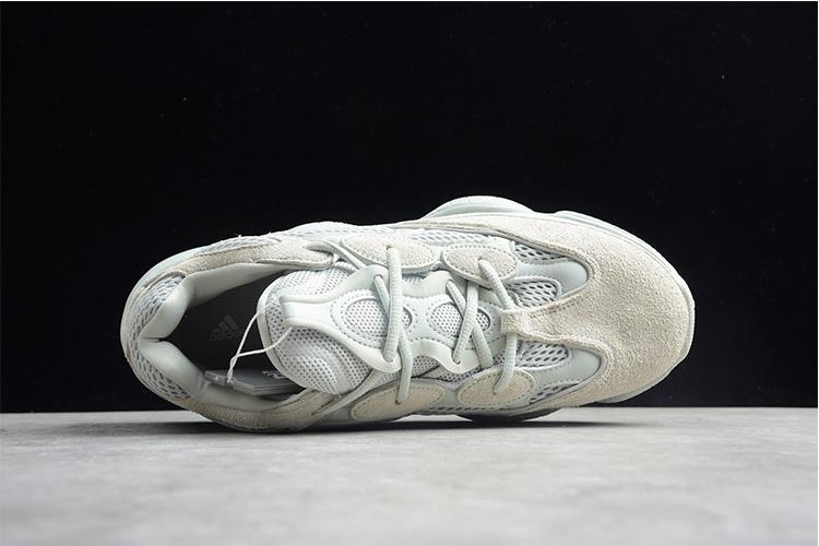 0604185f0fb8c Best UA Adidas Yeezy 500 Salt Cheap for Sale -- Artemis Outlet