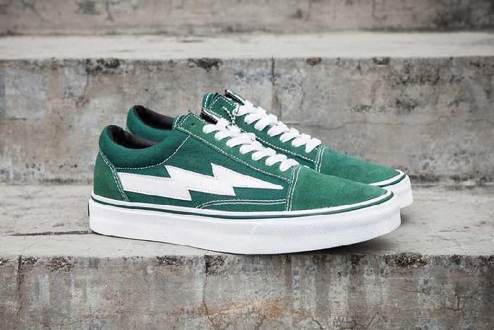 3f7ece05d3d5 Wholesale Price Top Quality UA Revenge X Storm Old Skool Green Shoes ...